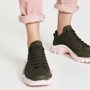 NWT adidas by Raf Simons Detroit Runner Cargo sz 9